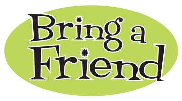 Πρόγραμμα Επιβράβευσης Bring your friend